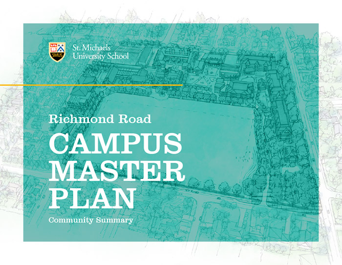 Richmond Road Campus Master Plan cover